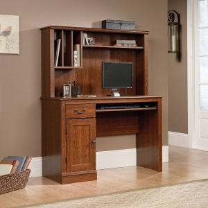 Sauder Camden county computer desk with hutch