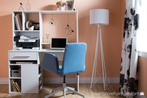 South Shore Annexe home office desk