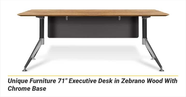 best executive office desks under 1200