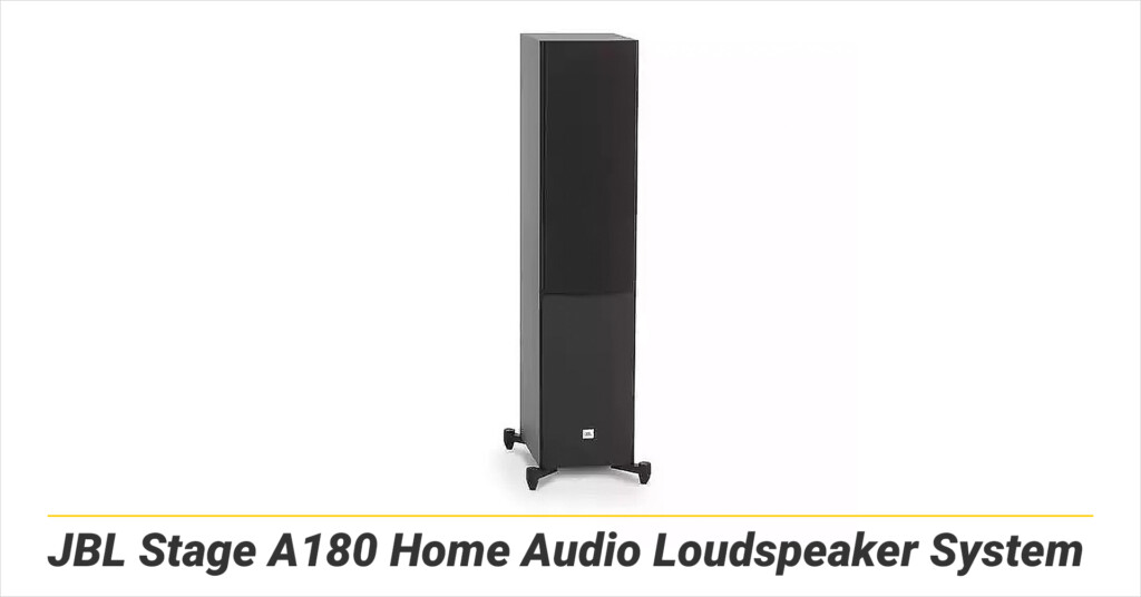JBL Stage A180 Home Audio Loudspeaker System