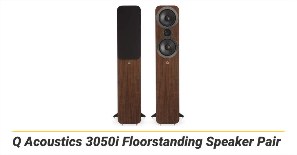 10 Best Floor Speakers Under $1,000